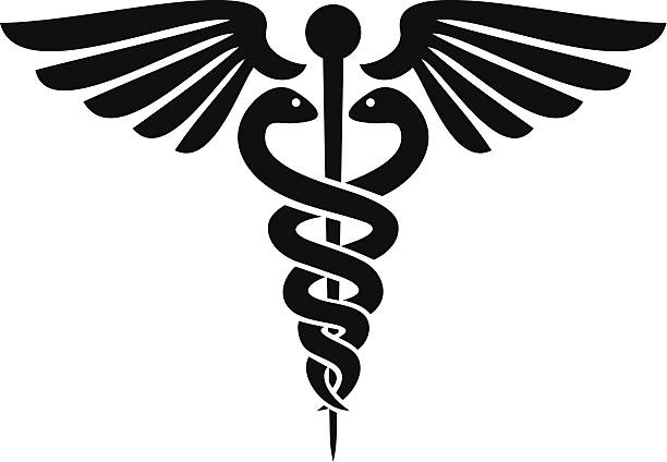 Royalty Free Caduceus Clip Art, Vector Images ...
