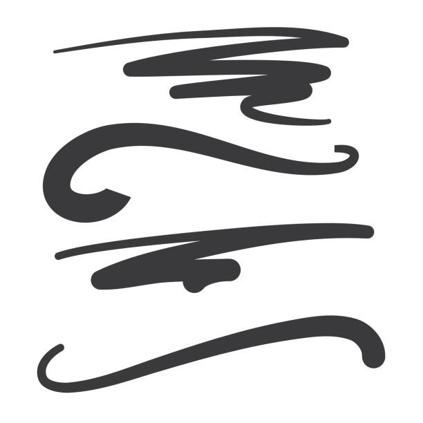 Royalty Free Swash Vector Clip Art, Vector Images