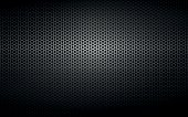 black steel metal plate background