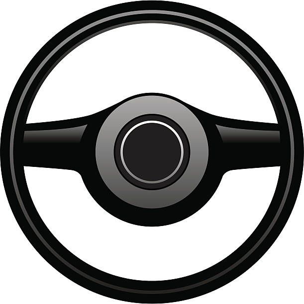 Steering Wheel Clip Art, Vector Images & Illustrations ...