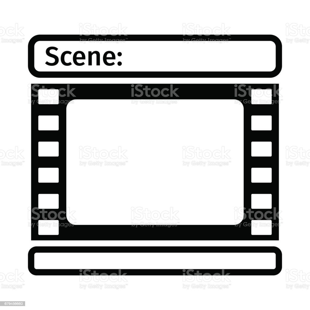 black storyboard icon royalty-free black storyboard icon stock vector art & more images of abstract