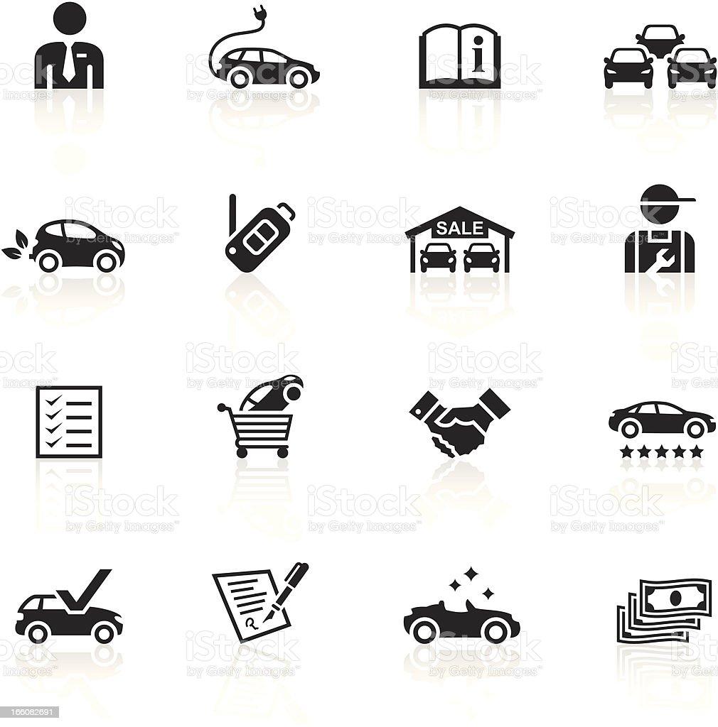 Black Symbols - Car Dealership