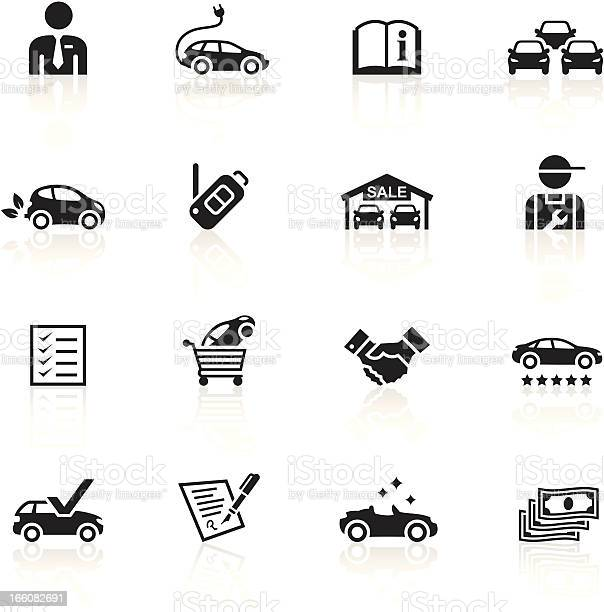 Autohändler Vector Icons Download Kostenlos Vector