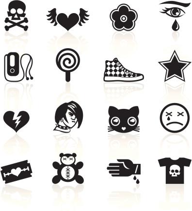 Black Symbols - Emo