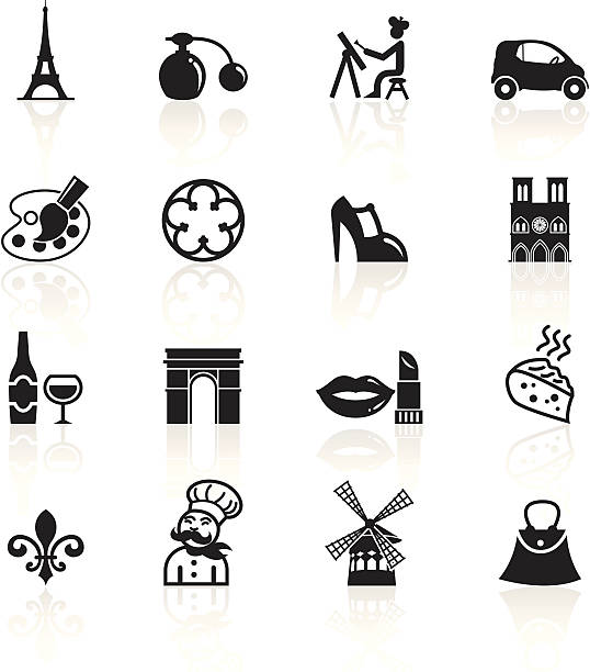 Royalty Free French Painter Clip Art Vector Images Illustrations