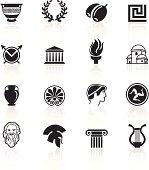 Black Symbols - Greece