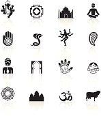 Black Symbols - India