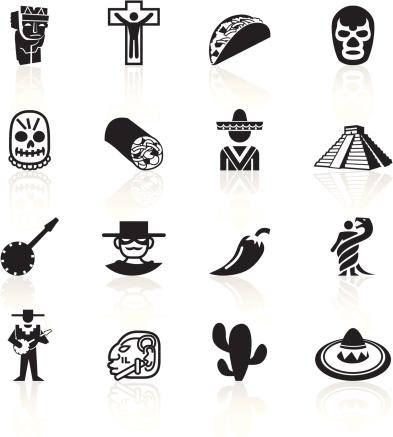 Black Symbols - Mexico