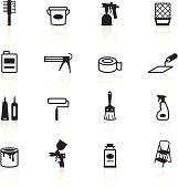 Black Symbols - Painting Tools
