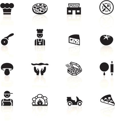 Black Symbols - Pizzeria