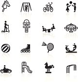 Playground related icons.