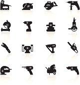 Black Symbols - Power Tools