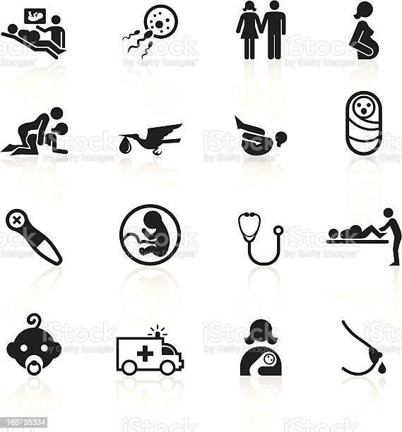 Black symbols pregnancy and childbirth vector id165735334?b=1&k=6&m=165735334&s=612x612&h=duun6nlprupcly0ga6wrco84h9us29a8oshksmv9ok0=
