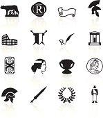 Roman Empire icons.