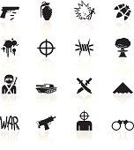 Black Symbols - War