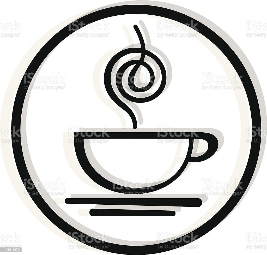 black tea cup icon royalty-free black tea cup icon stock vector art & more images of clip art