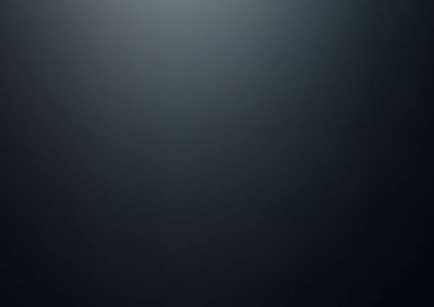 black vector abstract background, blurred style. - виньетка stock illustrations