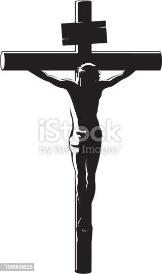 Jesus' Crucifixion.