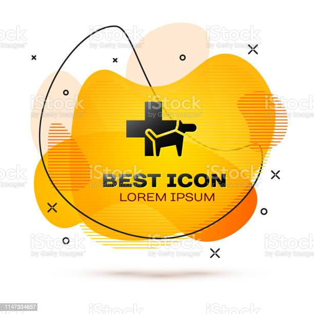 Black veterinary clinic symbol icon isolated on white background vector id1147334657?b=1&k=6&m=1147334657&s=612x612&h=hfohqf3qsrjgftrlezi8h1 yrobwv0geots2oc3voyy=
