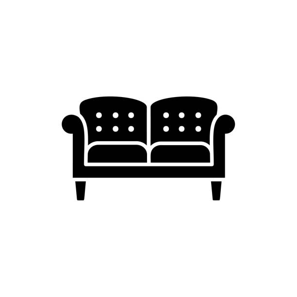 Best Fainting Couch And Leather Illustrations Royalty Free
