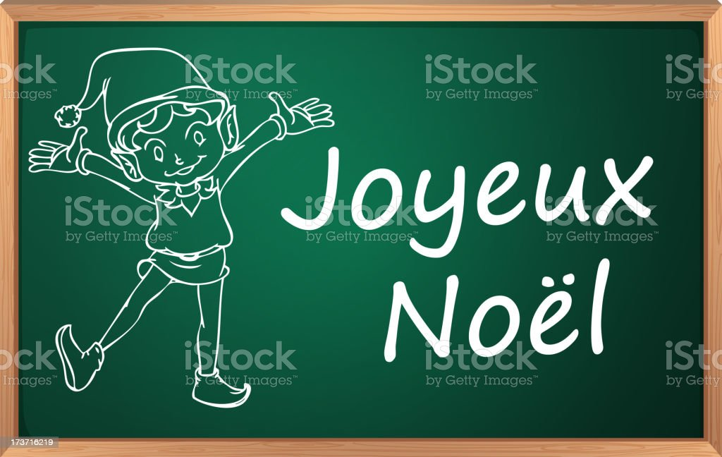 Blackboard message royalty-free blackboard message stock vector art & more images of assistance