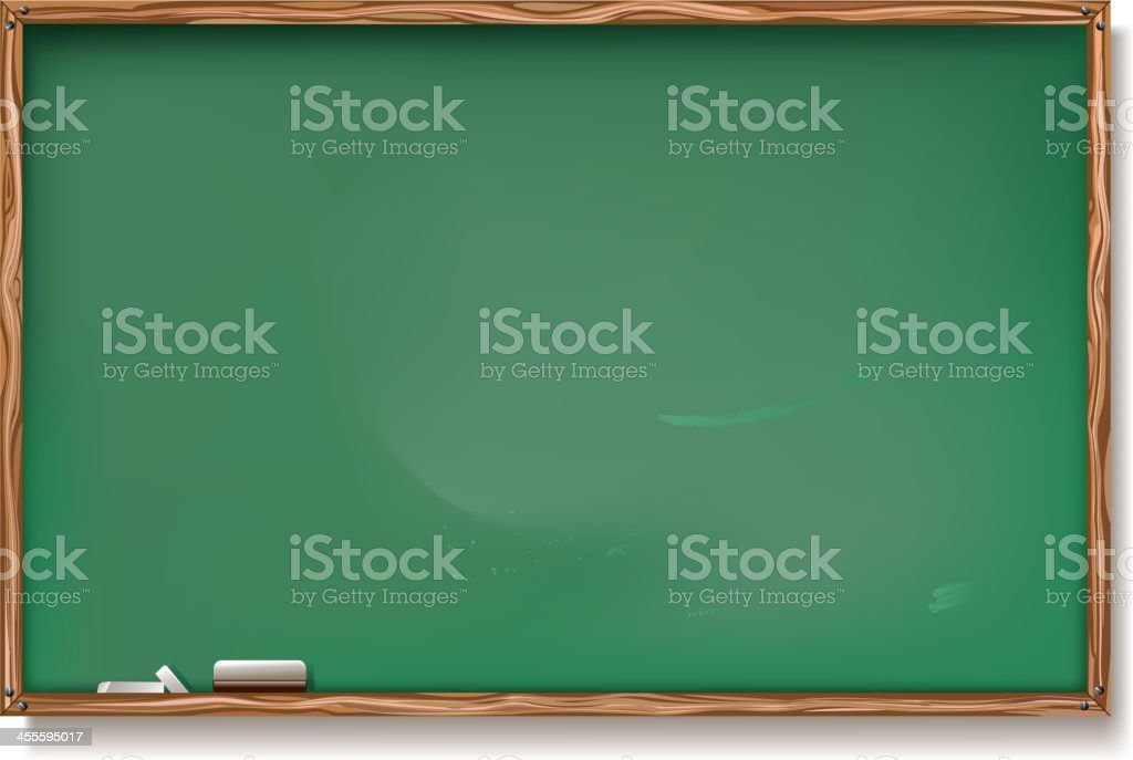 blackboard royalty-free stock vector art