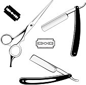 Free Shaving Blade Clipart And Vector Graphics Clipart Me