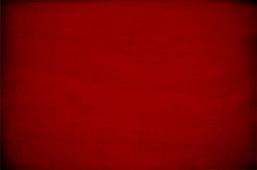 Blank and empty bright maroon, deep red coloured wall textured grunge vector backgrounds
