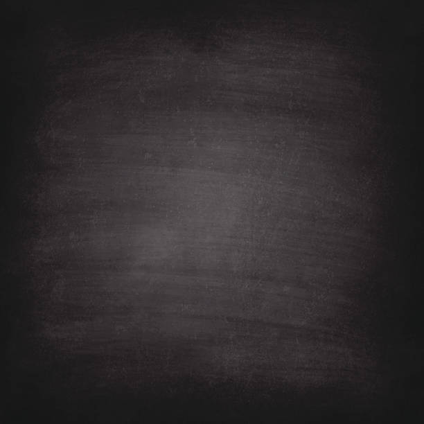 Blank blackboard texture with chalk traces Blank blackboard texture. ecole stock illustrations