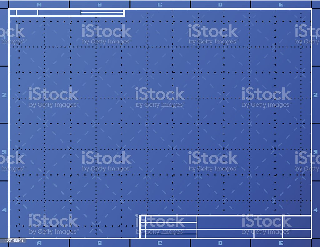 Blank blueprint paper for drafting stock vector art more images of blank blueprint paper for drafting royalty free blank blueprint paper for drafting stock vector art malvernweather Images