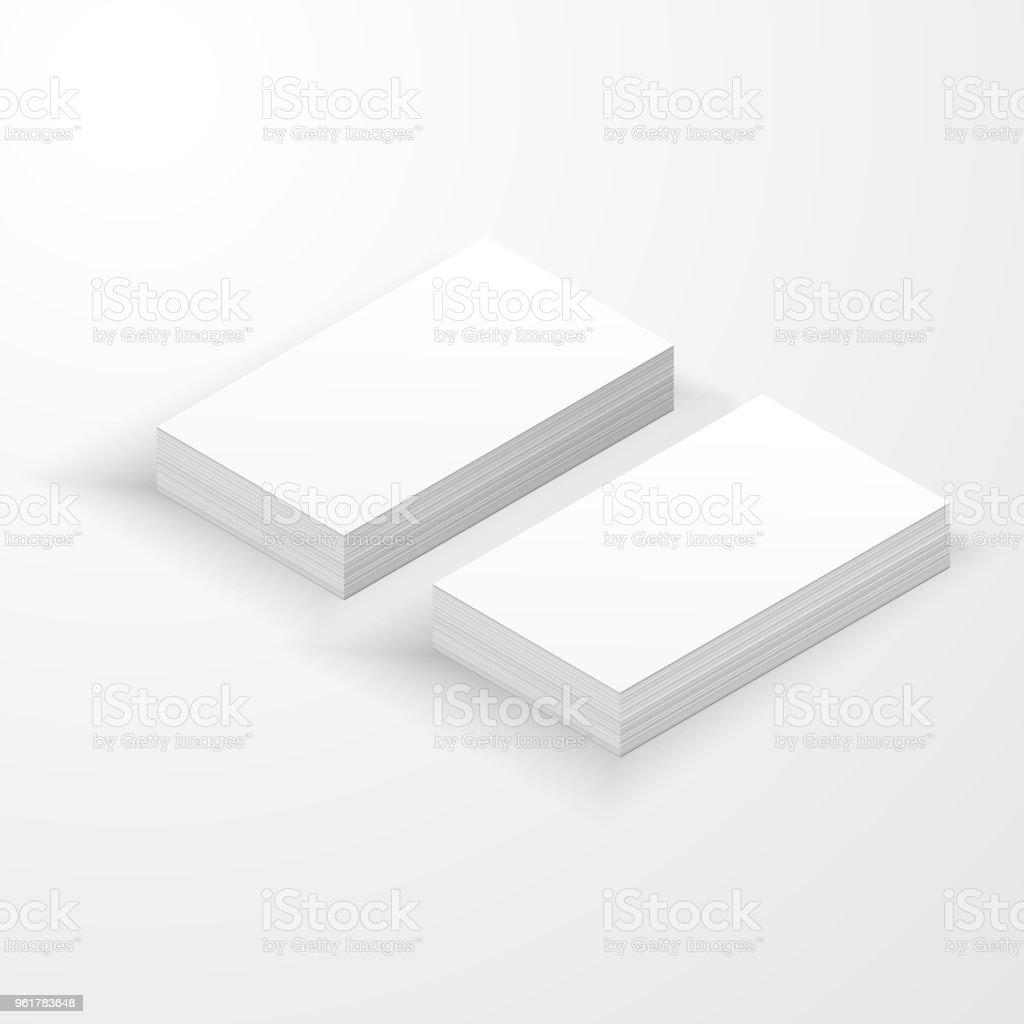 Blank business card mockup template stock vector art more images blank business card mockup template royalty free blank business card mockup template stock vector art cheaphphosting Choice Image