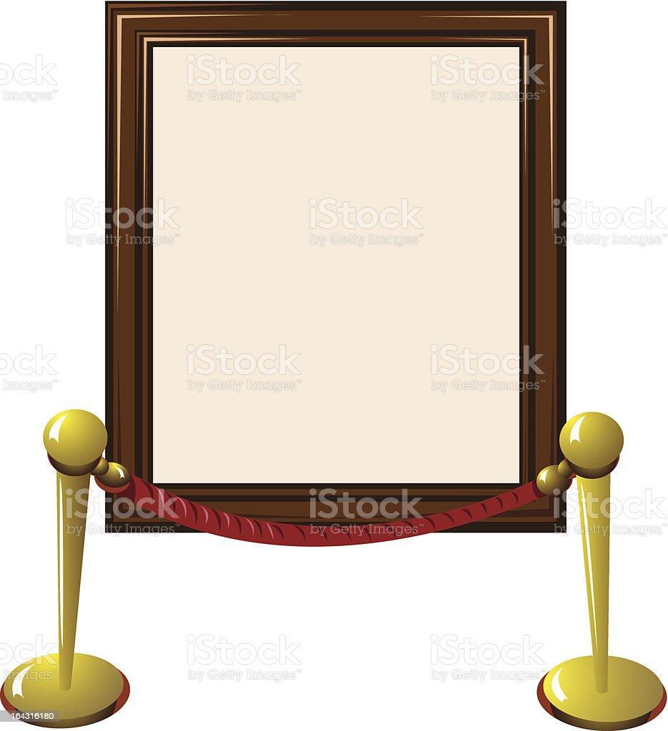 blank frame royalty-free stock vector art