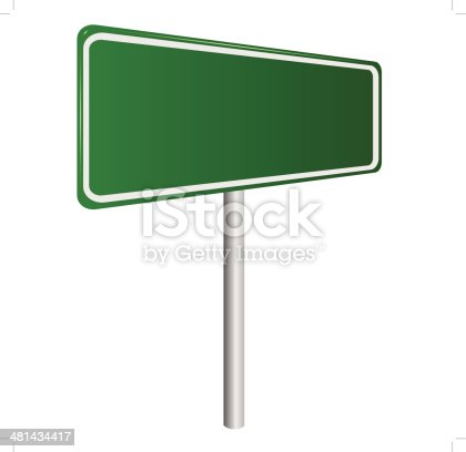 how to make a road sign in photoshop