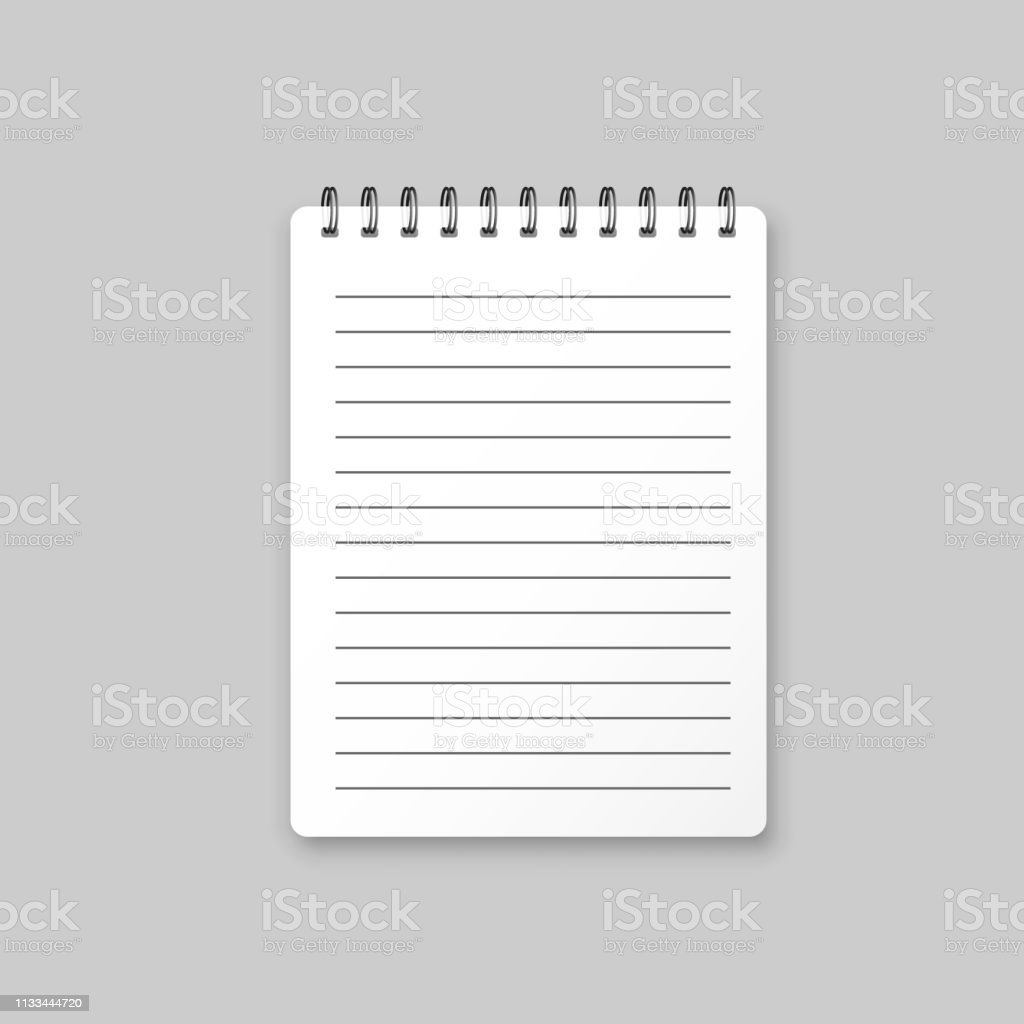 Diary Paper Template from media.istockphoto.com