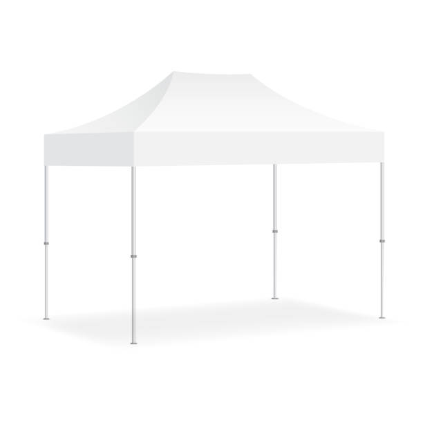 Best Canopy Illustrations Royalty Free Vector Graphics