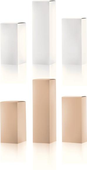 blank overwrap boxs