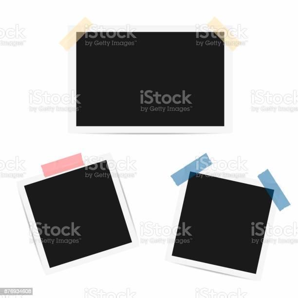 Blank photo frame retro frames with duct tape vector id876934608?b=1&k=6&m=876934608&s=612x612&h=hnib7fpxr10y7vqhfea8c zbbyikg9eyqprm7hscu3s=