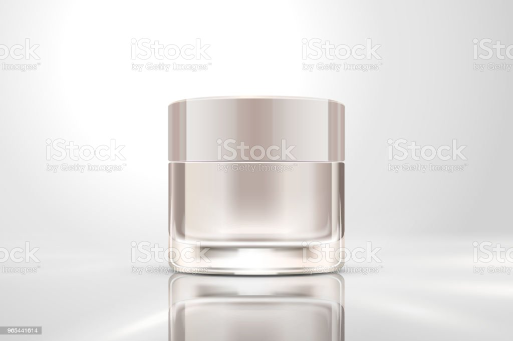 Blank pink cream jar royalty-free blank pink cream jar stock vector art & more images of applying