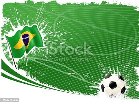 istock blank soccer ball field 494710437