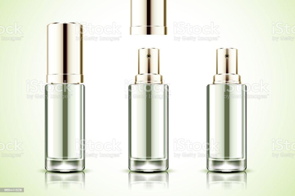 Blank spray bottle blank spray bottle - stockowe grafiki wektorowe i więcej obrazów bez ludzi royalty-free