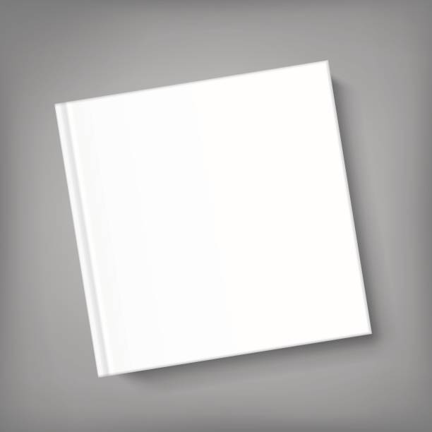 Blank Book Cover Drawing : Royalty free blank book cover clip art vector images