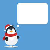 Blank template for Christmas greetings card, postcard or photo frame