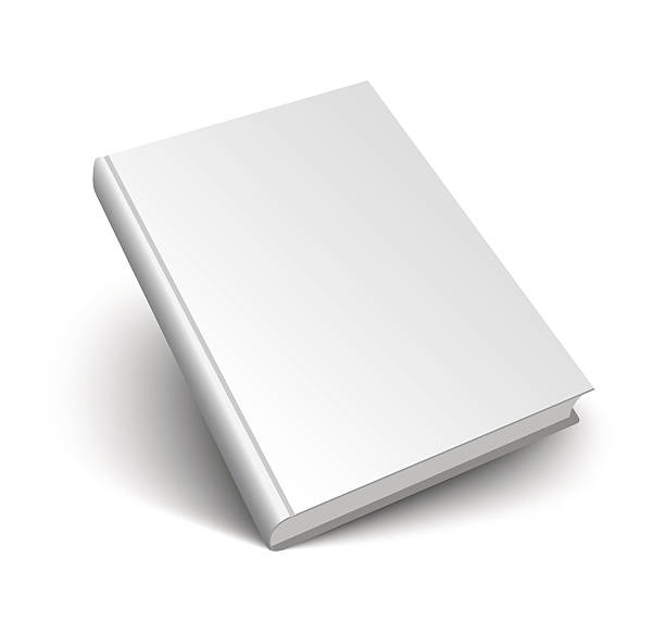 Blank Book Cover Drawing ~ Royalty free blank book cover clip art vector images