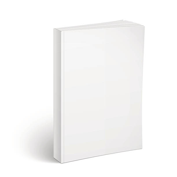 Royalty Free Blank Book Cover Clip Art, Vector Images ...