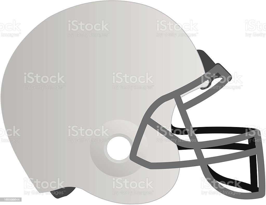 Blank white football helmet isolated in white royalty-free blank white football helmet isolated in white stock vector art & more images of copy space