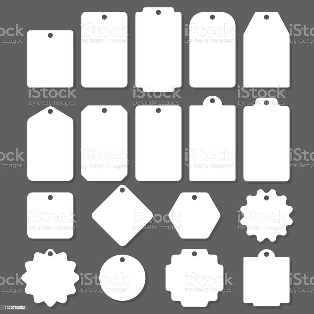 Blank Labels Template from media.istockphoto.com