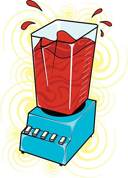 mixer - hauswirtschaft stock-grafiken, -clipart, -cartoons und -symbole