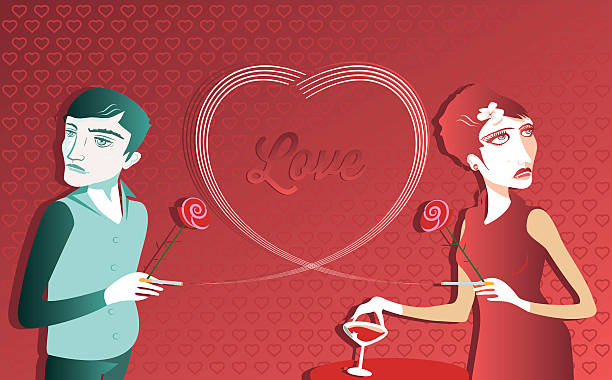 Best Blind Date Illustrations, Royalty-Free Vector ...