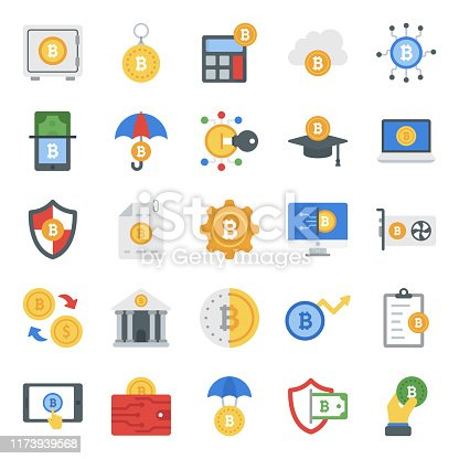 Let's make a fantastic project for you! Blockchain business flat icons pack is here to make your project worthy for upcoming assignments. Edit and use vectors and explore graphic industry well.