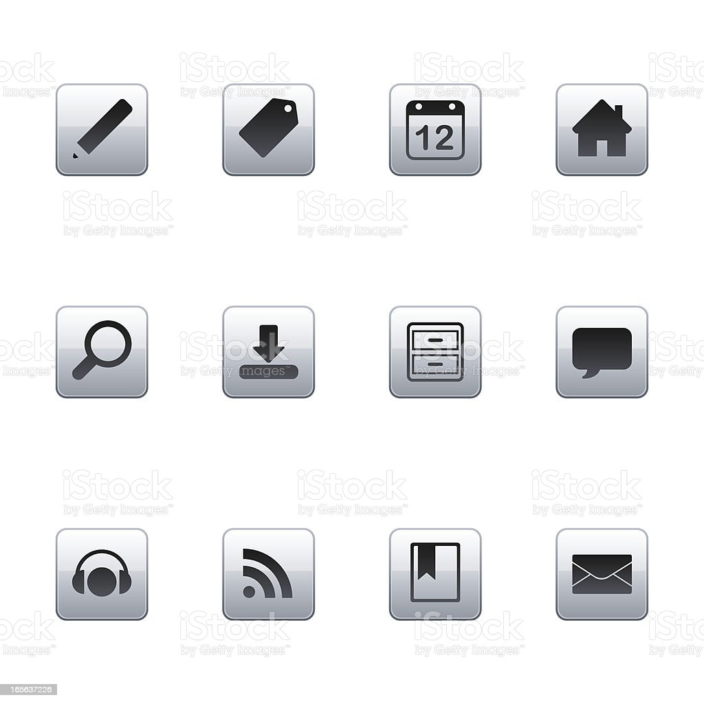 Blog Website Icons royalty-free blog website icons stock vector art & more images of archives